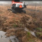 Excavator tracks flat jurisdictional wetlands 3-14-13 cropped